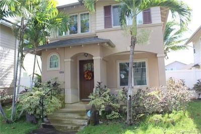 Single Family Home For Sale: 91-1179 Kaimalie Street