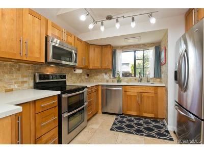 Single Family Home For Sale: 91-1013 Nahawele Street