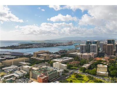 Honolulu Condo/Townhouse For Sale: 801 South Street #4508