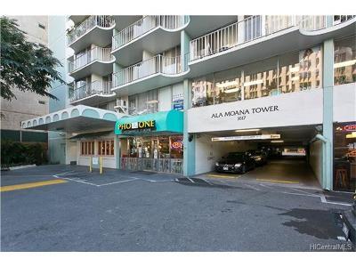 Condo/Townhouse For Sale: 1617 Kapiolani Boulevard #1204