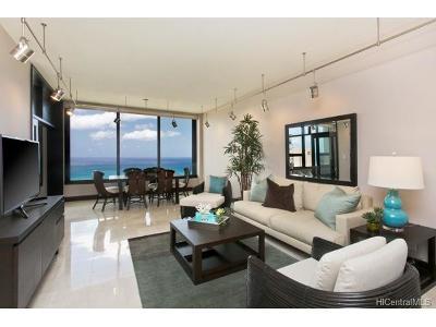 Rental For Rent: 1600 Ala Moana Boulevard #4102
