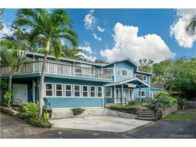 Kailua Rental For Rent: 589 Kawailoa Road #E