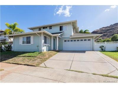 Waianae Single Family Home For Sale: 87-1009 Kaiamekala Street