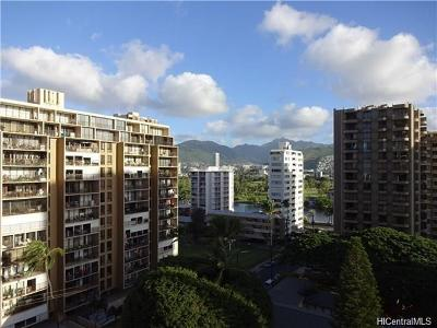 Honolulu Rental For Rent: 201 Ohua Avenue #1105