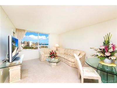 Honolulu Rental For Rent: 88 Piikoi Street #2007