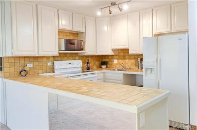 Condo/Townhouse For Sale: 411 Hobron Lane #708