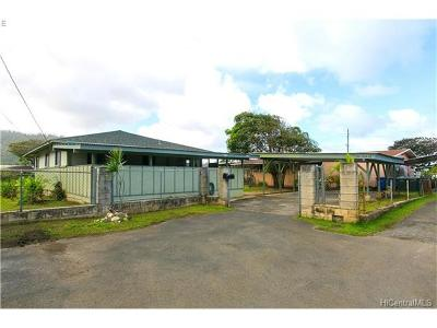 Hauula Single Family Home In Escrow Showing: 54-025 Hauula Homestead Road #D