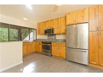 Condo/Townhouse For Sale: 46-118 Kiowai Street #2915