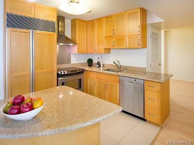 Rental For Rent: 1288 Kapiolani Boulevard #I-4307(W