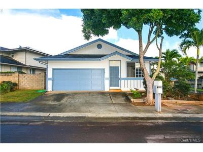 Mililani Single Family Home For Sale: 95-1023 Aelike Street