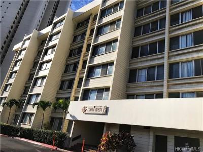 Honolulu Condo/Townhouse In Escrow Showing: 5122 Likini Street #601