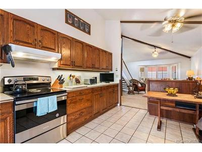 Mililani Single Family Home In Escrow Showing: 94-386 Makapipipi Street
