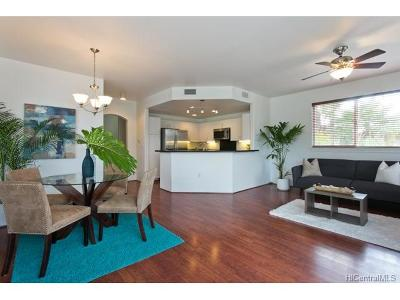 Honolulu County Condo/Townhouse For Sale: 7018 Hawaii Kai Drive #601