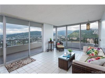 Condo/Townhouse In Escrow Showing: 2825 S King Street #3404