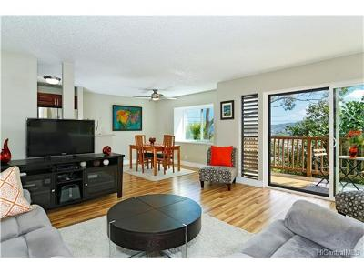Kaneohe Condo/Townhouse In Escrow Showing: 46-065 Aliipapa Place #1516