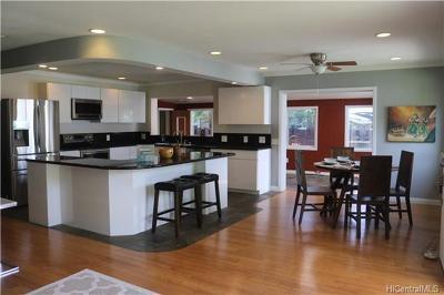 Haleiwa Single Family Home For Sale: 58-137 Mamao Street