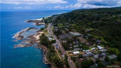 Haleiwa Single Family Home For Sale: 59-742 Kamehameha Highway #C