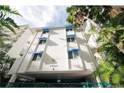 Hawaii County, Honolulu County Condo/Townhouse In Escrow Showing: 2551 Cartwright Road #305