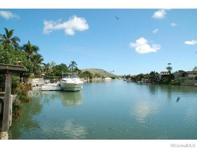 Single Family Home For Sale: 6709 Hawaii Kai Drive