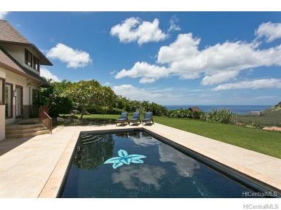 Waianae HI Single Family Home In Escrow Showing: $1,399,000