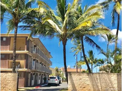 Waialua Condo/Townhouse For Sale: 68-041 Waialua Beach Road #202