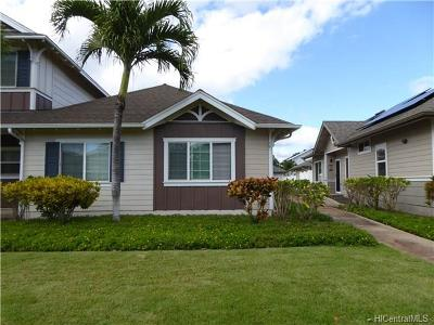 Ewa Beach Condo/Townhouse In Escrow Showing: 91-1200 Kaileolea Drive #2K6