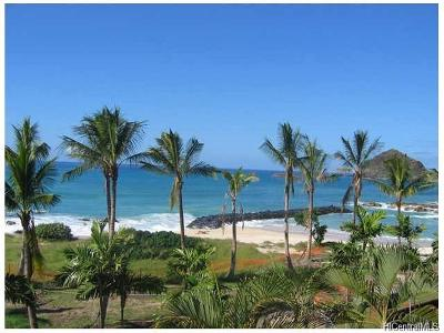 Waianae Condo/Townhouse For Sale: 85-175 Farrington Highway #B415