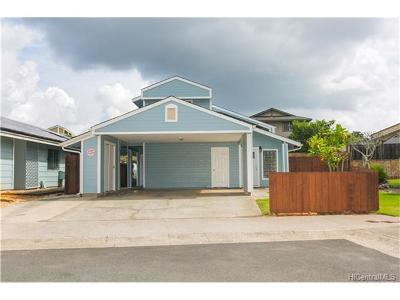 Mililani Single Family Home For Sale: 95-392 Lonomea Street