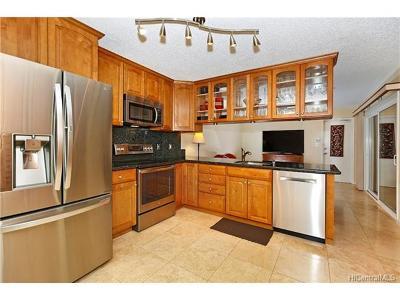 Condo/Townhouse For Sale: 535 Keolu Drive #D