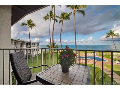 Waianae Condo/Townhouse In Escrow Showing: 87-561 Farrington Highway #309