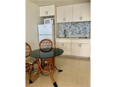 Hawaii County, Honolulu County Condo/Townhouse For Sale: 424 Walina Street #44