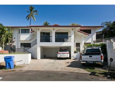 Single Family Home In Escrow Showing: 4509 Luapele Place