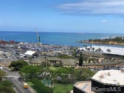 Honolulu HI Condo/Townhouse For Sale: $598,000