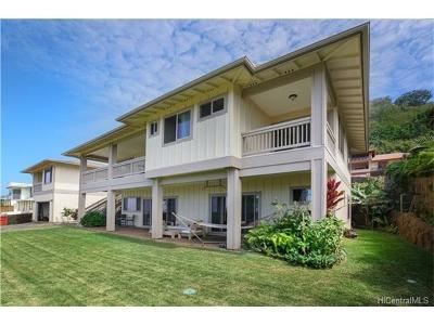 Haleiwa Single Family Home In Escrow Showing: 61-133 Tutu Street