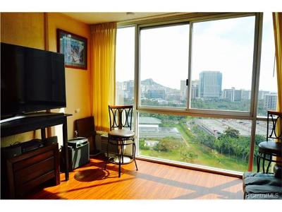 Honolulu Condo/Townhouse For Sale: 1920 Ala Moana Boulevard #1815