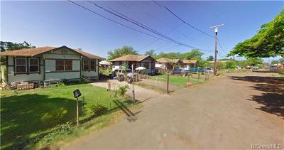 Waianae Multi Family Home In Escrow Showing: 87-252e St Johns Road