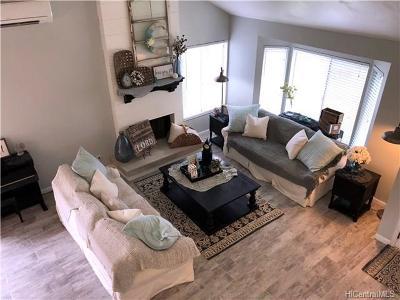 Single Family Home For Sale: 47-679 Halemanu Street