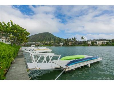 Condo/Townhouse For Sale: 7007 Hawaii Kai Drive #J13