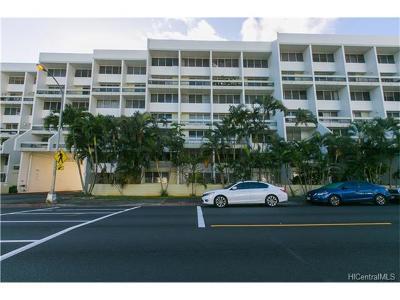 Kaneohe Condo/Townhouse For Sale: 46-270 Kahuhipa Street #A406