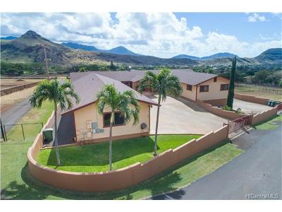 Waianae HI Single Family Home For Sale: $1,250,000