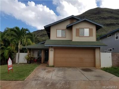 Waianae Single Family Home For Sale: 87-1083 Oheohe Street