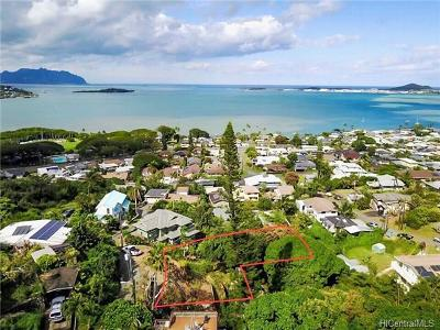 Kaneohe Residential Lots & Land In Escrow Showing: 45-271 Kokokahi Place