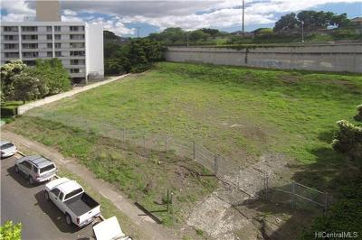 Honolulu Residential Lots & Land In Escrow Showing: 2965 Ala Napuaa Place