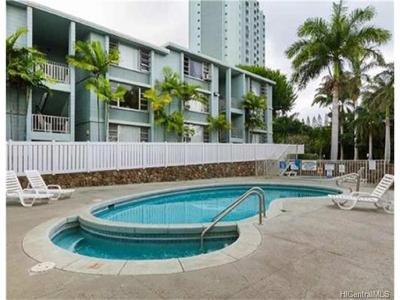 Aiea Condo/Townhouse For Sale: 98-1034 Moanalua Road #4-101