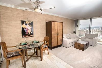 Honolulu Condo/Townhouse For Sale: 400 Hobron Lane #3108