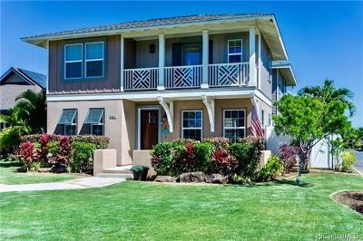 Ewa Beach Single Family Home For Sale: 91-1379 Kaiokia Street