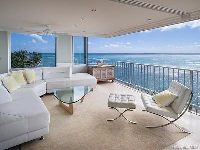 Honolulu Condo/Townhouse For Sale: 2801 Coconut Avenue #PH 8B/C