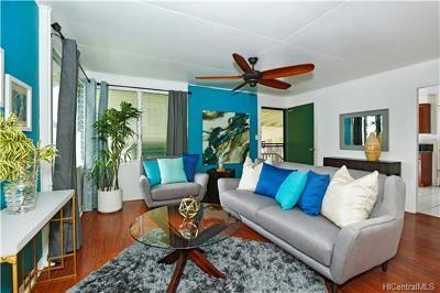 Single Family Home For Sale: 335b Manono Street #B
