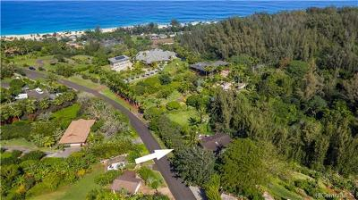 Haleiwa Single Family Home For Sale: 59-444 Makana Road