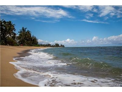 Waialua Single Family Home For Sale: 67-231a Kahaone Loop